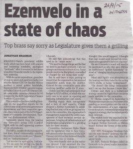 ezemvelo-in-a-state-of-chaos
